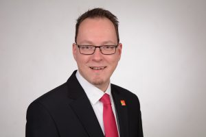 Maik Grill - Landesvorsitzender SPDqueer SH